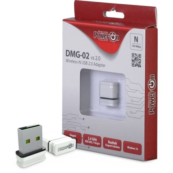 Cle Wifi Power DMG-02