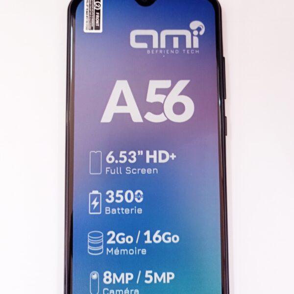 smartphone ami a56