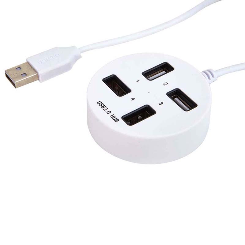 HUB USB 4 Port 2.0 P1703