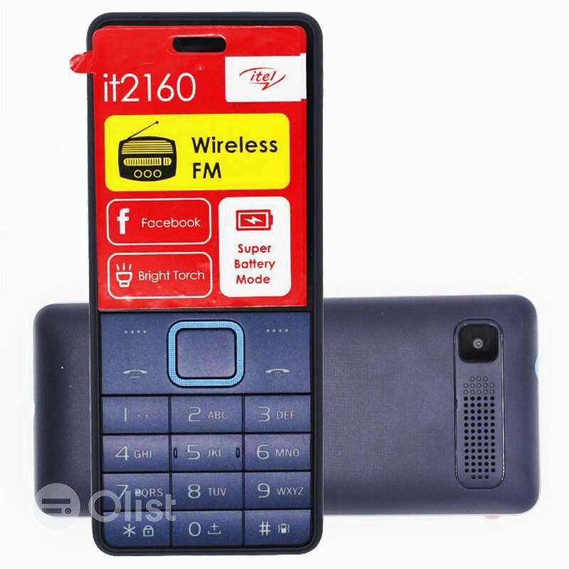 telephone potable itel it2160