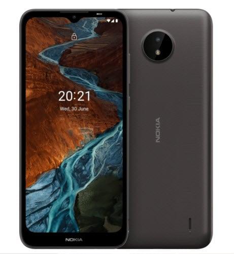 Smartphone Nokia C10